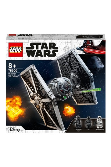 LEGO 75300 Star Wars Imperial TIE Fighter Toy