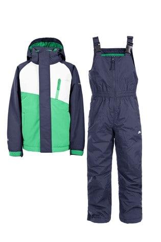 Trespass Crawley Kids Ski Suit
