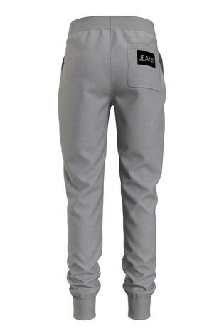 Calvin Klein Jeans Grey Institutional Logo Sweatpants