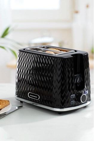 Daewoo Argyle 2 Slot Toaster