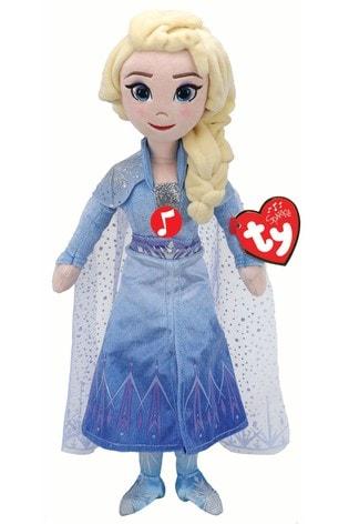 Ty Disney™ Frozen 2 Elsa Medium Beanie Boo