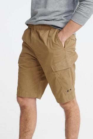 Superdry Gold Cargo Shorts