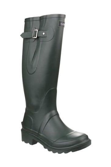 Cotswold Green Ragley Waterproof Wellington Boots