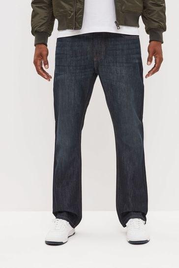 Dark Wash Bootcut Fit Jeans