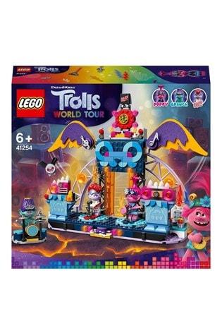 LEGO 41254 Trolls Volcano Rock City Concert Playset