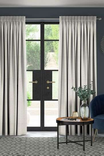 Champagne Cream Makrana Made To Measure Curtains