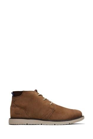 Toms Brown Navi Boots