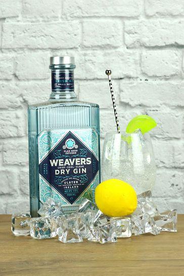 Weavers Premium Dry Gin by LeBonVin