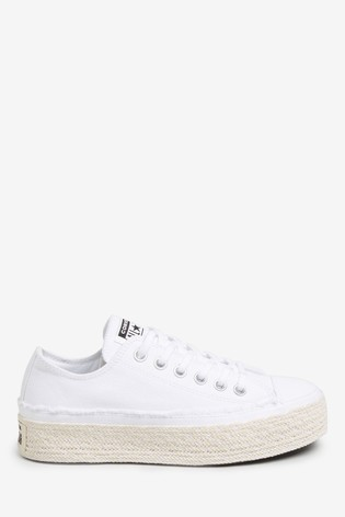 Converse Espadrille Trainers