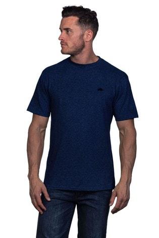 Raging Bull Navy Signature T-Shirt