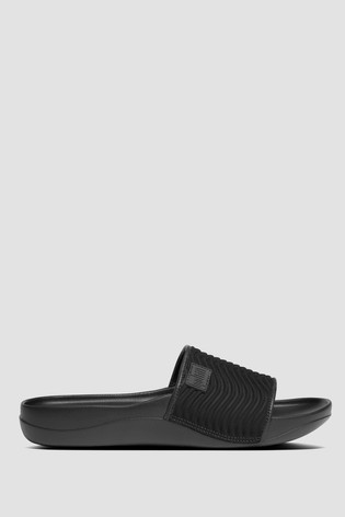 FitFlop™ iQushion™ Neo Prine Wave Pool Slides