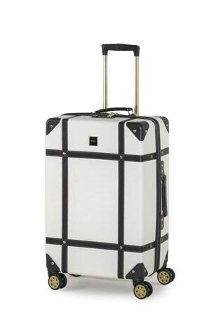 Rock Luggage Vintage Medium Hard Shell Suitcase