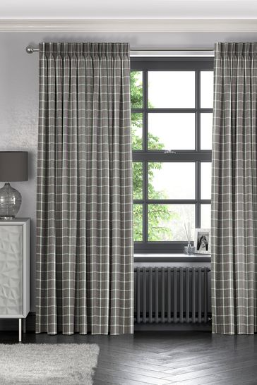 Malvern Forest Green Made To Measure Curtains