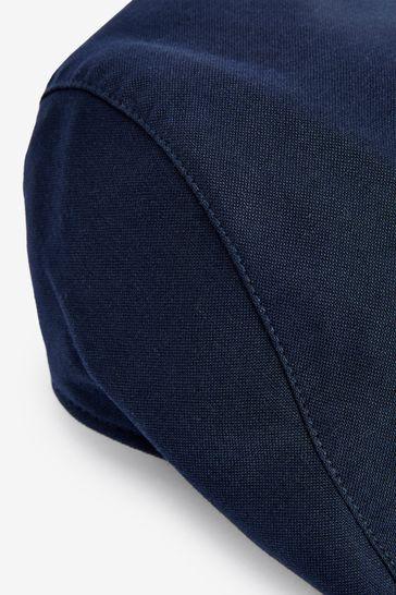 Navy Flat Cap (Older)