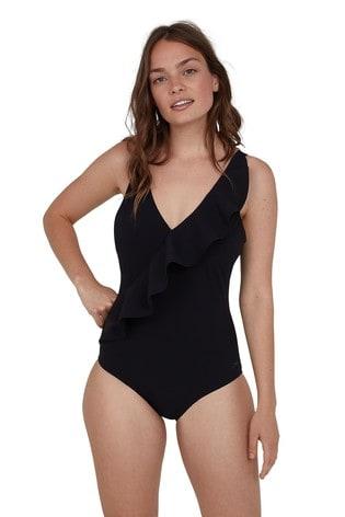 Speedo® Ruby Sun Ruffle Swimsuit