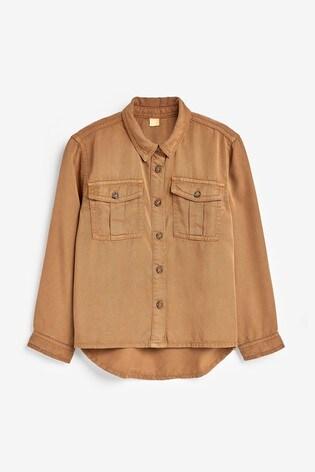Rust Shirt (3-16yrs)