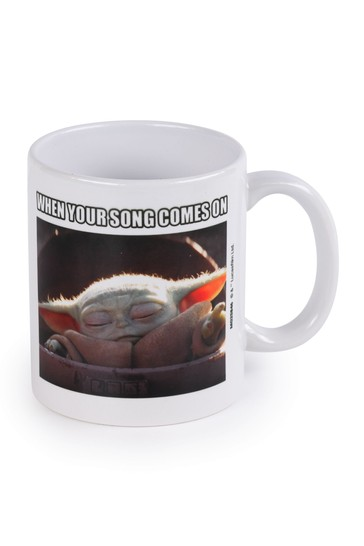 Star Wars™: The Mandalorian (When Your Song Comes On) Coffee Mug