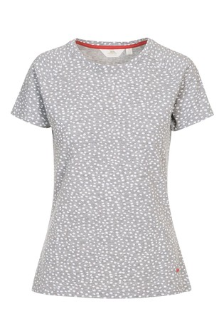 Trespass Grey Ani Female T-Shirt