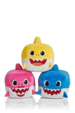 Baby Shark Family - Singing Cubes 3 Pack