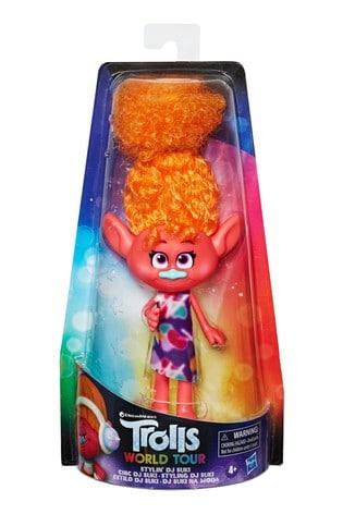 DreamWorks Trolls 2 Stylin' DJ Suki Doll