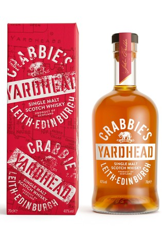 70cl Yardhead Whiskey by Crabbies