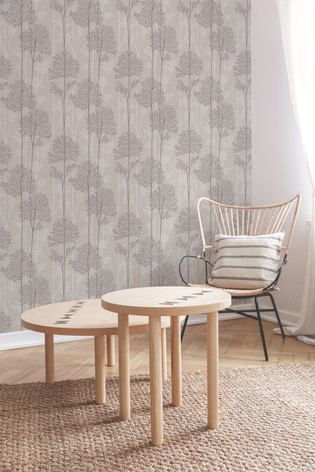 Superfresco Easy Eternal Grey Wallpaper by Art For The Home