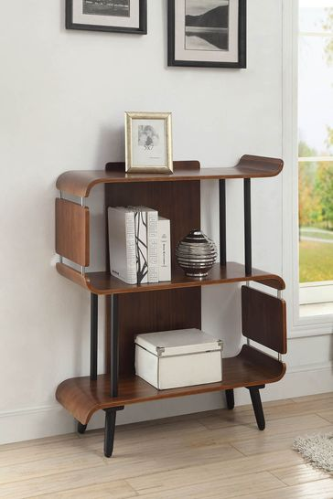 San Francisco Low Bookcase By Jual