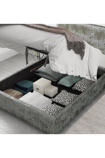Aspire Lugano Ottoman Bed