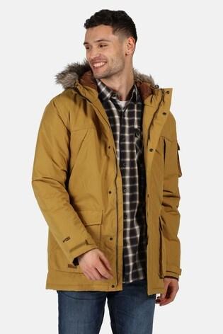 Regatta Yellow Salinger II Waterproof Jacket