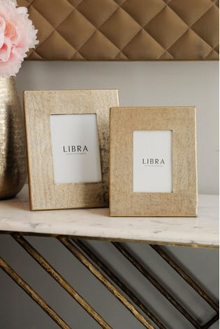 Libra Textured Picture Frame