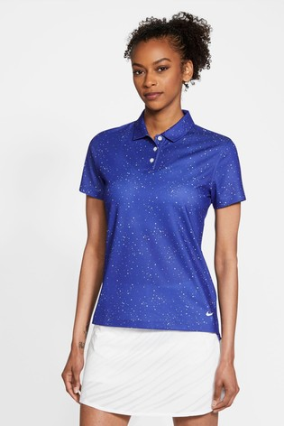 Nike Golf Dri-FIT Printed Polo Shirt