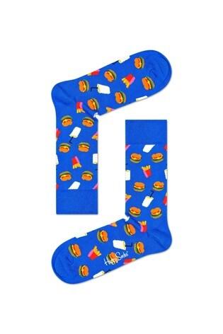 Happy Socks Womens Hamburger Socks