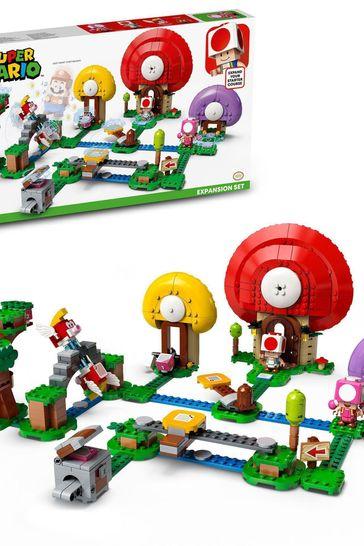 LEGO 71368 Super Mario Toad's Treasure Hunt Expansion Set