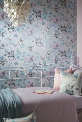 Arthouse Fairytale Wallpaper