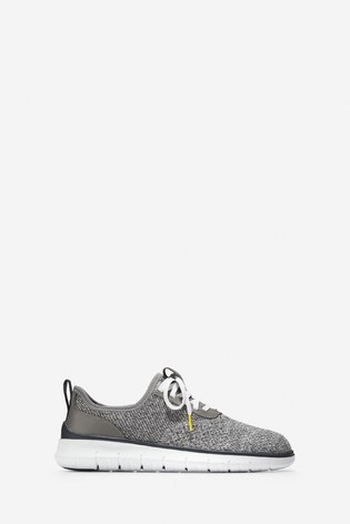 Cole Haan Grey Generation Zerogrand Stitchlite Lace-Up Shoes