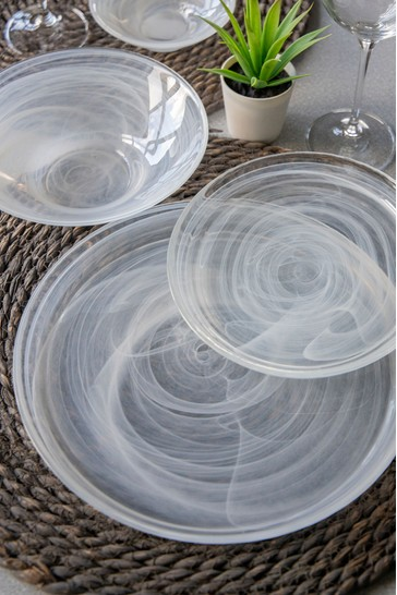 12 Piece Maxwell Williams Marblesque Dinner Set