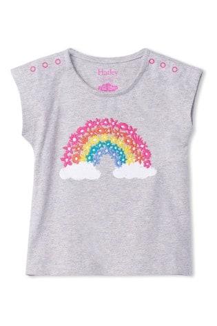 Hatley Grey Magical Rainbow Baby T-Shirt