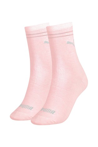 Puma Womens 2 Pack Sock