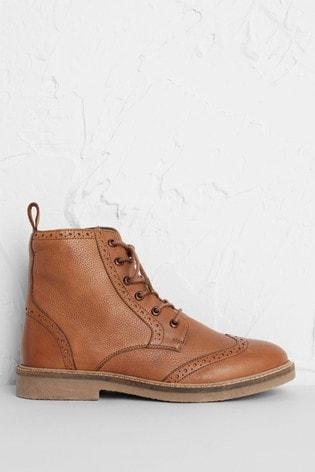 Seasalt Cornwall Brown Conwenna Boots