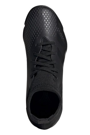 adidas Black P3 Predator Turf Junior & Youth Boots