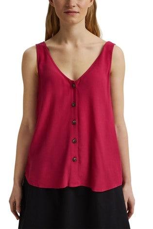 Esprit Pink Casual Top