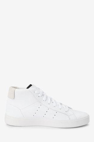adidas Originals Sleek Mid Trainers