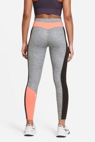 Nike One Colour Block 7/8 Leggings