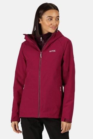 Regatta Womens Wentwood 3-in-1 Waterproof Jacket
