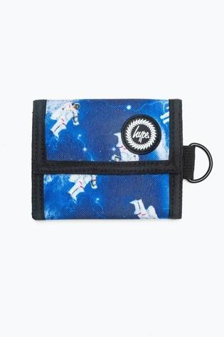 Hype. Splatter Wallet
