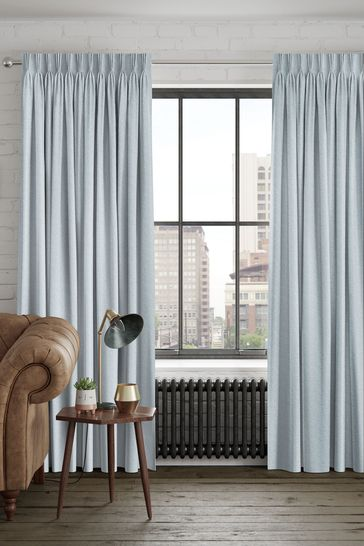 Duck Egg Blue Noah Made To Measure Curtains