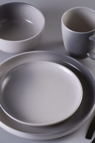 16 Piece Carnaby Hoxton Dinner Set