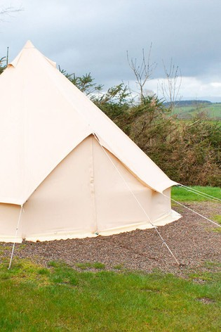 Lake District Two Night Bell Tent Glamping Break Gift Experience by Virgin Experience Days