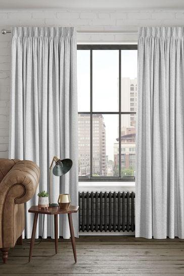 Noah Linen Cream Made To Measure Curtains