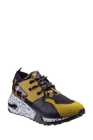 Steve Madden Cliff Lace-Up Trainers